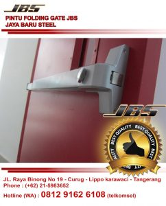 Harga Pintu Besi Fire Door